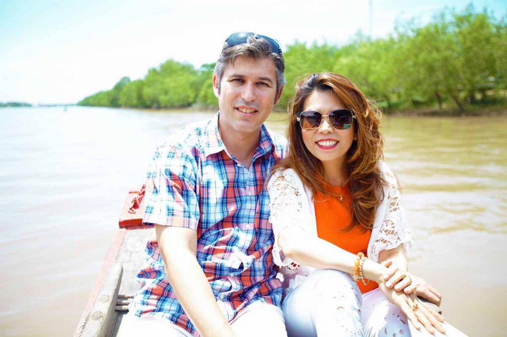 Mirango Travel - Lukas Mira und Truc Ngo