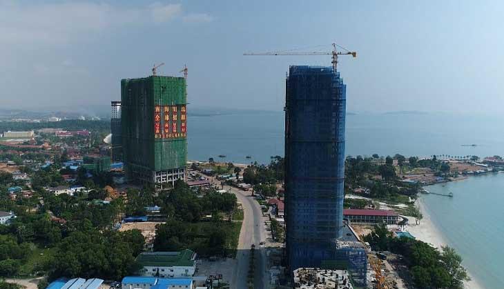 Kambodscha Reisen - Sihanoukville