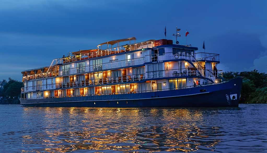 Kambodscha Reisen - Mekong Cruise