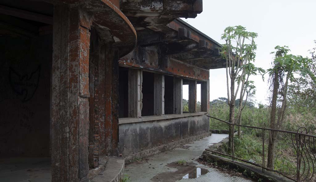 Kambodscha Reisen - Bokor Hill Station