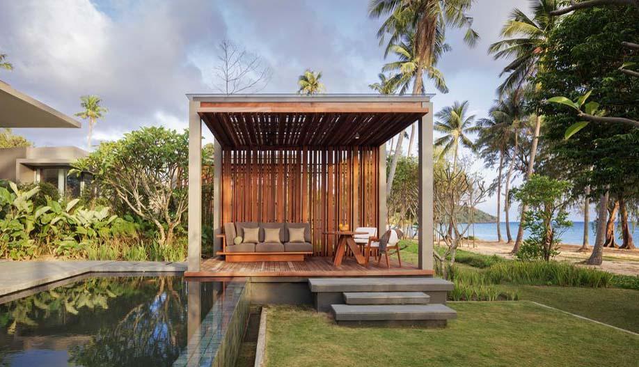 Kambodscha Reisen - Strandferien Alila Villas