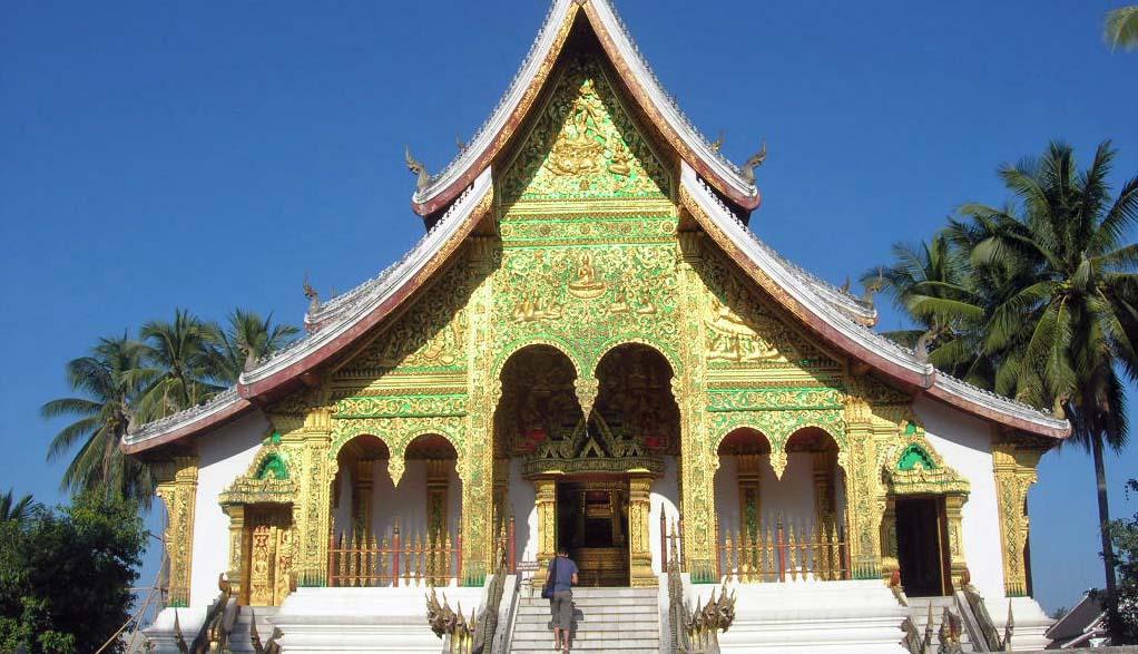 Laos Reisen - Luang Prabang