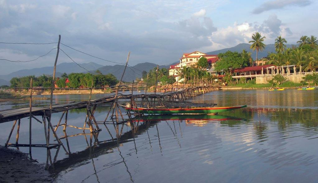 Laos Reisen - Vang Vieng