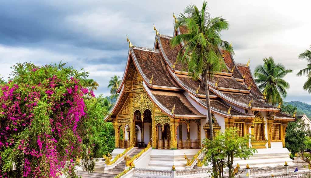 Laos Reisen - LuangPrabang