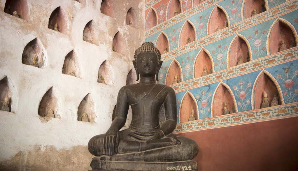 Laos Reisen - Vientiane