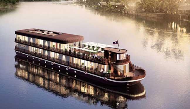 Laos Reisen - Mekong Cruise